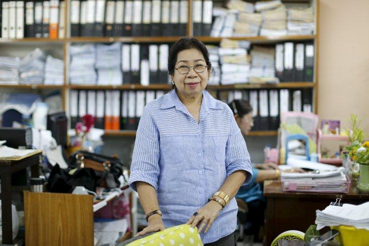 akauntan thailand berumur 64 tahun