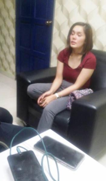 akhirnya uqasha senrose beri respon isu ditahan kerana dadah 2