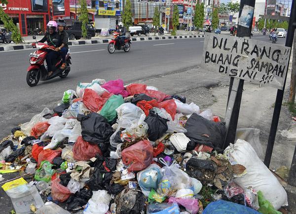 akta membuang sampah