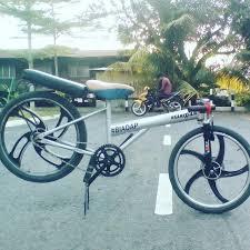 aktiviti basikal lajak makin menjadi