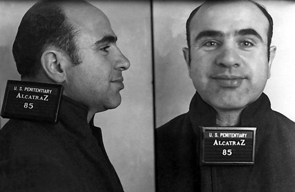 al capone penjenyah paling berbahaya di penjara alcatraz