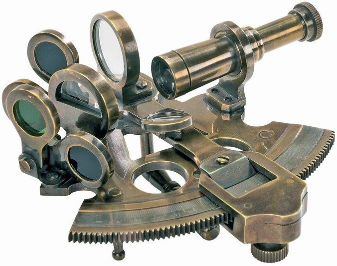 alat sextant