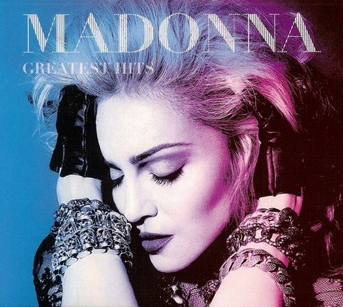 album greatist hit madonna