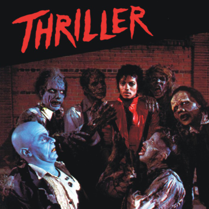 album michael jackson thriller