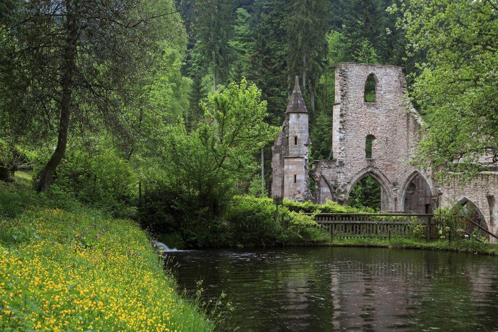 allerheiligen monastery