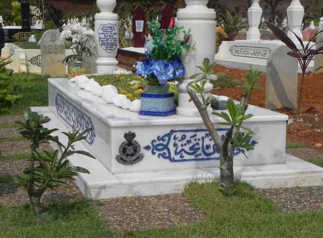 amalan melayu berkaitan kubur dan kematian yang bertentangan dengan islam