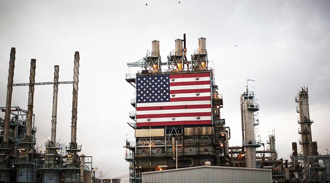 amerika syarikat negera pengeluar minyak paling besar di dunia