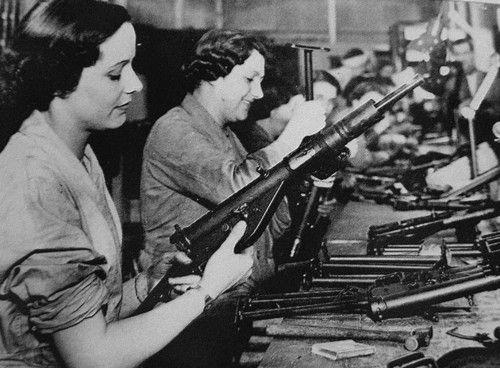 amerika syarikat sebagai pembekal senjata api 8 fakta brutal yang ramai tak tahu mengenai perang dunia pertama