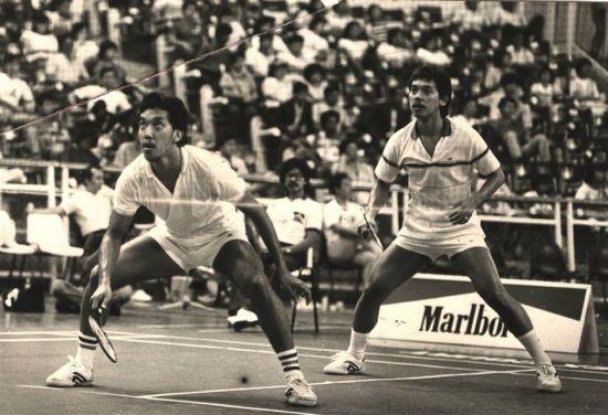 anak anak sidek badminton