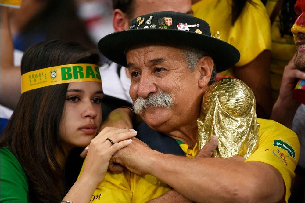 anak beranak penyokong brazil