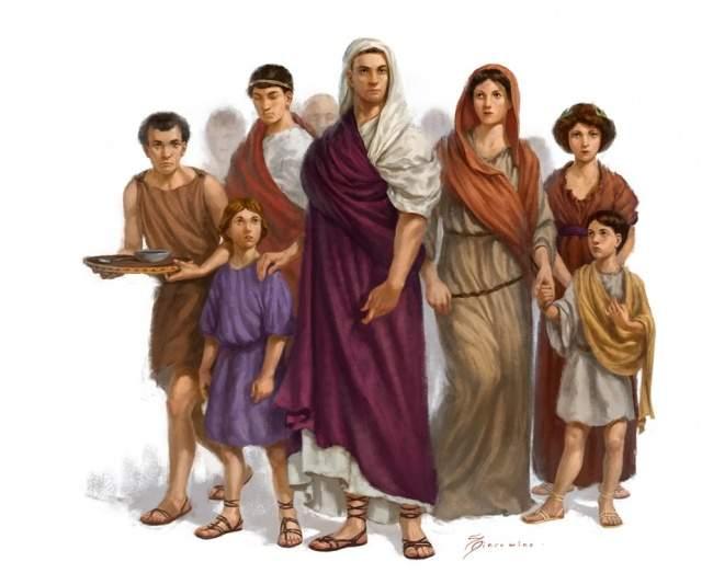 anak lelaki dijadikan hamba abdi
