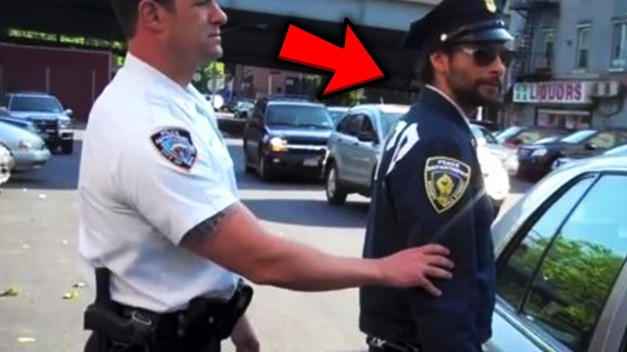 anggota polis palsu