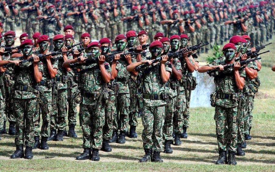 angkatan tentera malaysia tugas dan fungsi kementerian pertahanan
