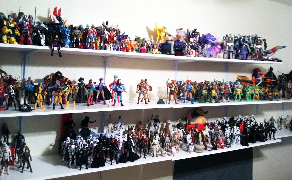 antara koleksi peminat figura