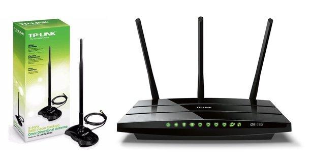 antena internet wifi laju