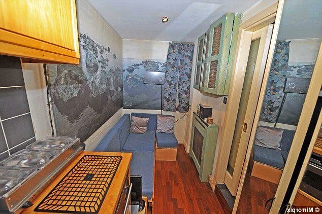 apartment 60 5 kaki persegi di london 2