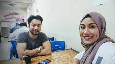 aqasha dedah status hubungan terkini dengan isteri 4
