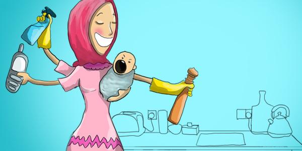 aquila style wp multitasking mum