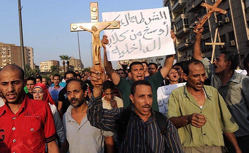 arab kristian komuniti minoriti