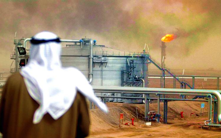 arab pengeluar minyak terbesar dunia