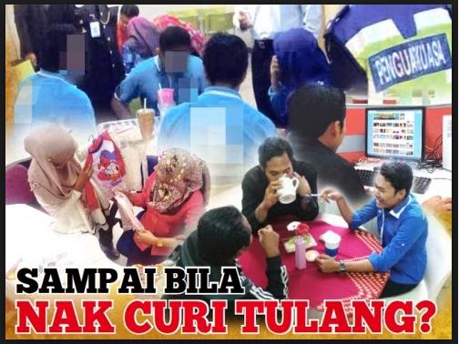 artikel makan gaji buta