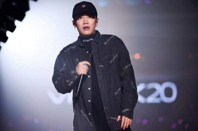 artis hip hop china