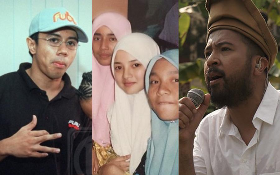 artis selebriti malaysia yang bersekolah di asrama penuh