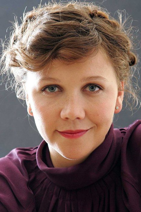 artis wanita beauty with brain lulusan universiti maggie gyllenhaal
