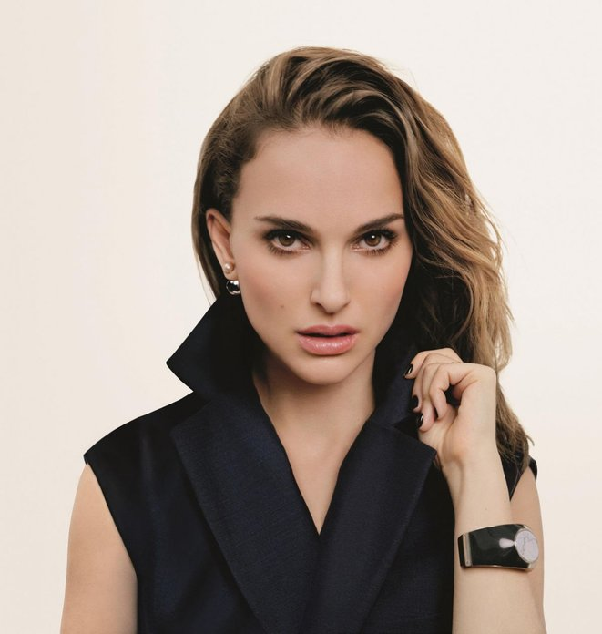 artis wanita beauty with brain lulusan universiti natalie portman