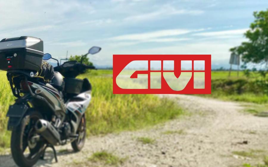 asal usul sejarah syarikat motor givi