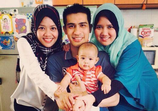 ashraf muslim nafi layak jadi ikon poligami