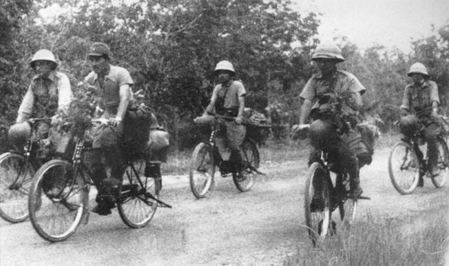 askar jepun menceroboh malaysia dengan basikal