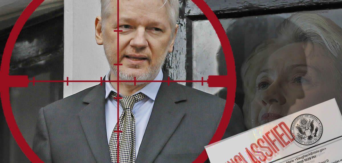 assange menjadi sasaran amerika syarikat