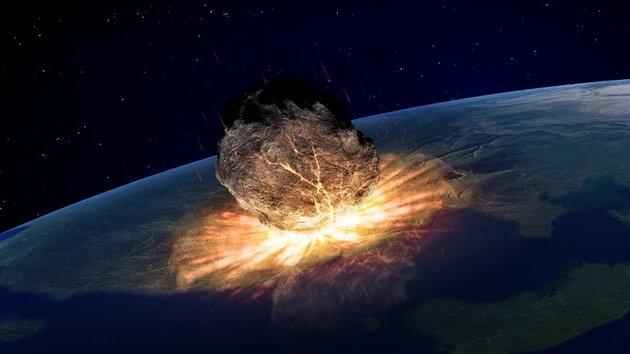 asteroid gergasi bakal melanggar bumi