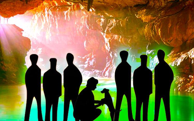 asyabul kahfi pemuda yang tidur dalam gua