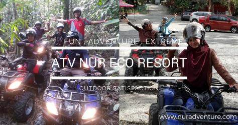 atv nur iman eco resort