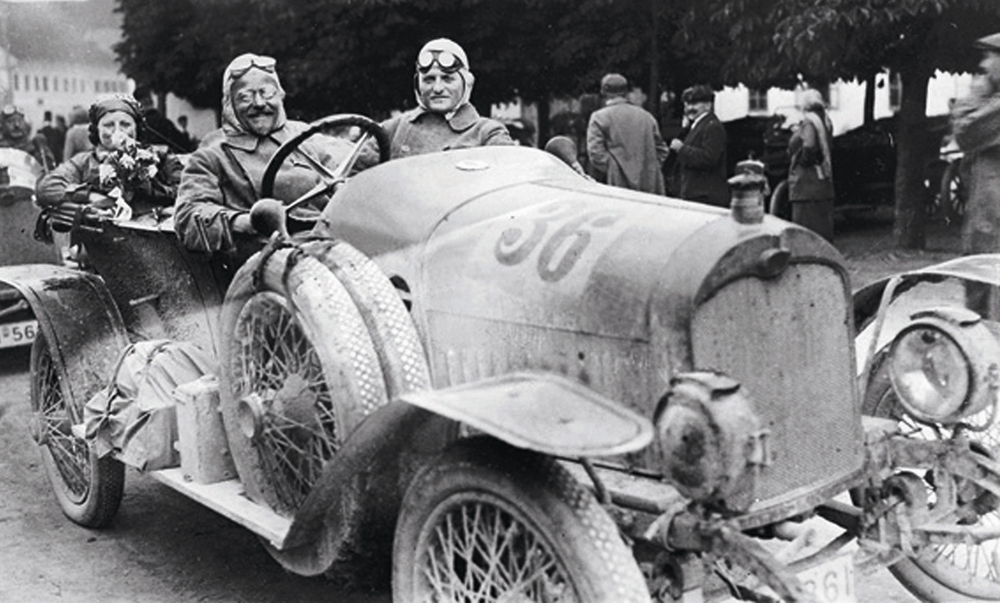 august horch dengan audi type c