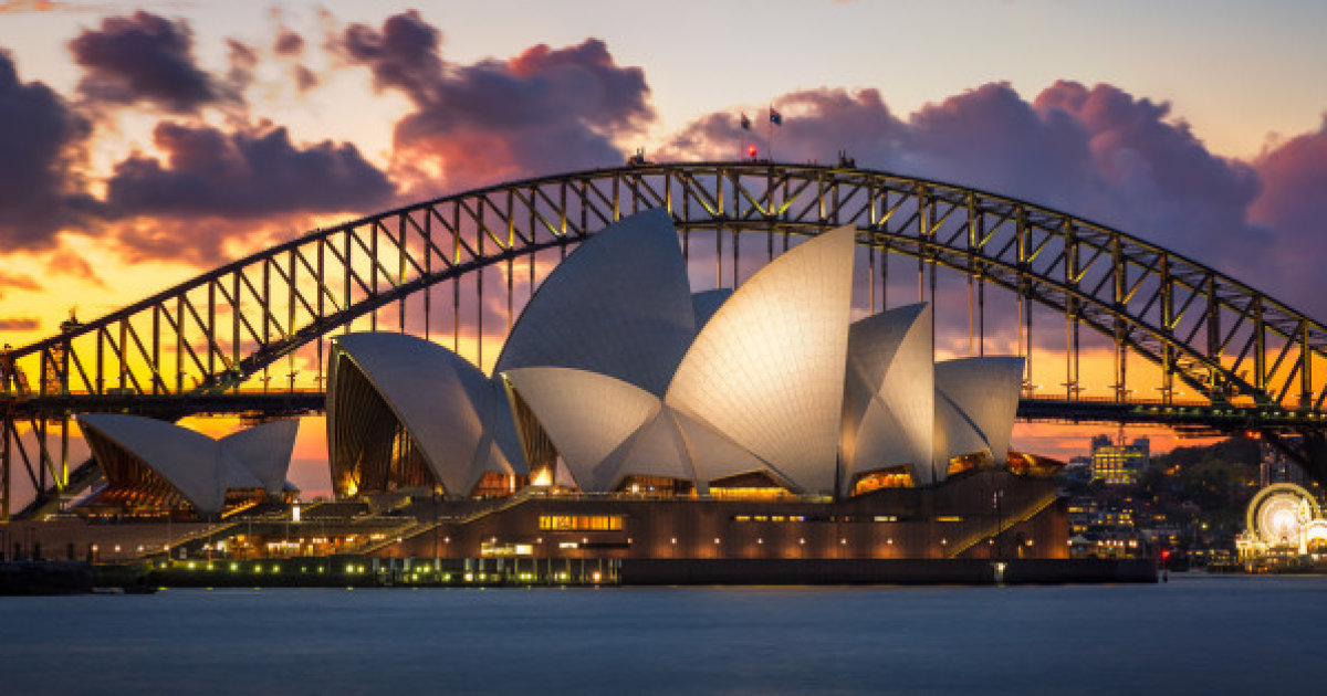 australia negara terbaik untuk duduk