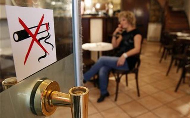 austria negara yang paling ramai perokok di dunia 2