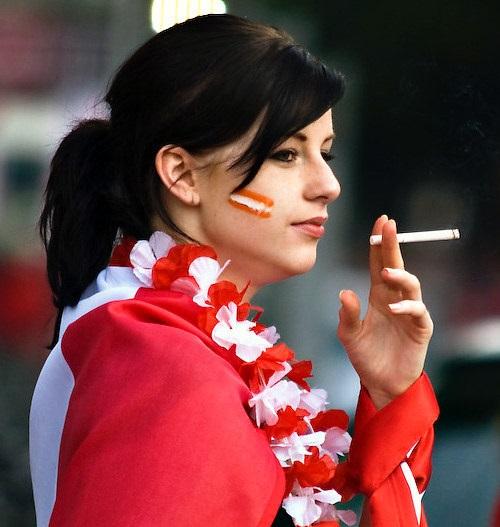 austria negara yang paling ramai perokok di dunia