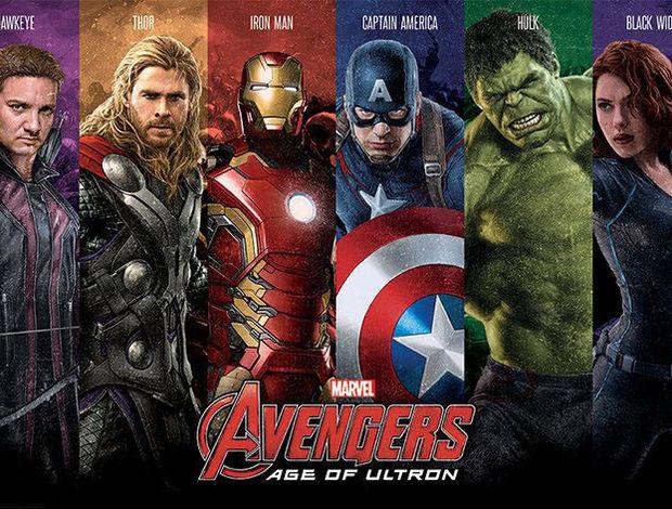 avengers age of ultron filem kutipan tertinggi