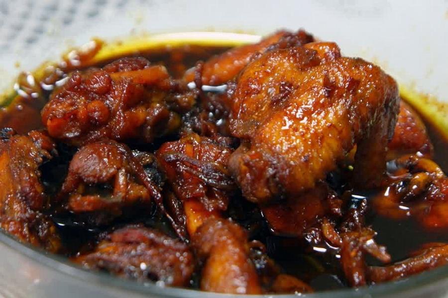 jenis lauk  mudah disediakan  bersahur iluminasi Resepi Ayam Masak Asam Pedas Enak dan Mudah