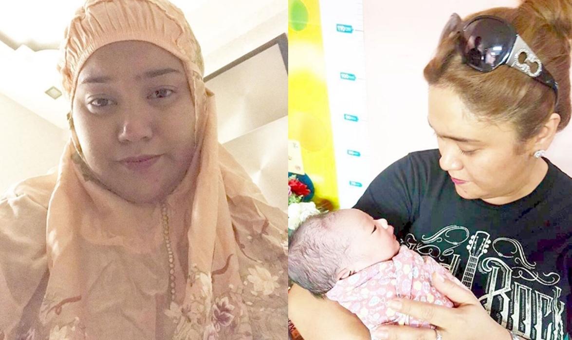 azharina azhar ambil anak angkat baru mahu buka rumah anak yatim