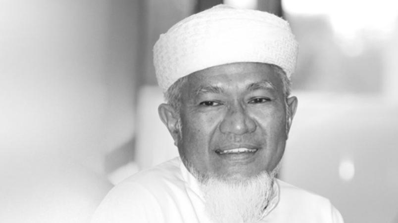 azmil mustapha pelakon ali setan meninggal dunia 1