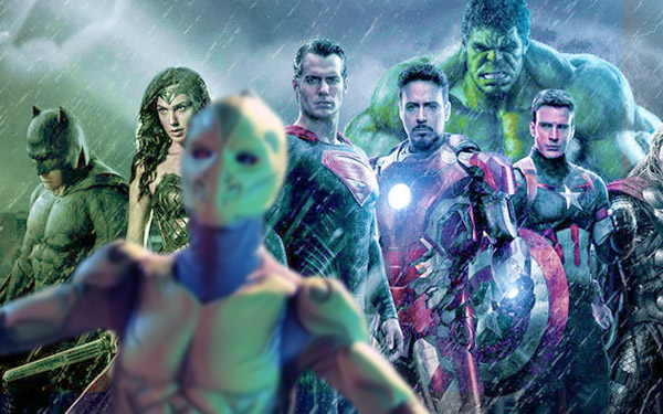 badang superhero avengers justice league