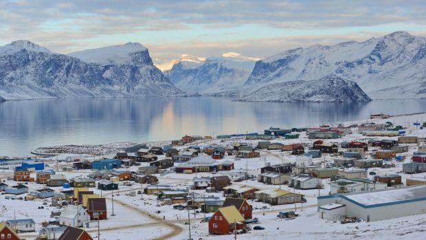 baffin island pulau kelima terbesar