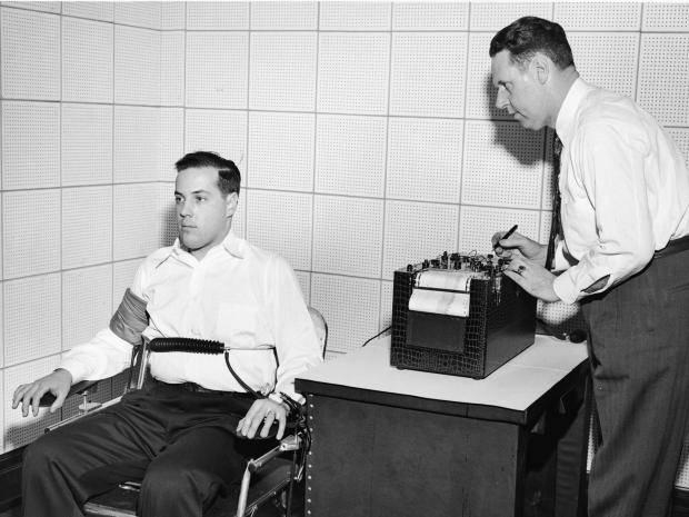 bagaimana alat pengesan bohong ujian poligraf