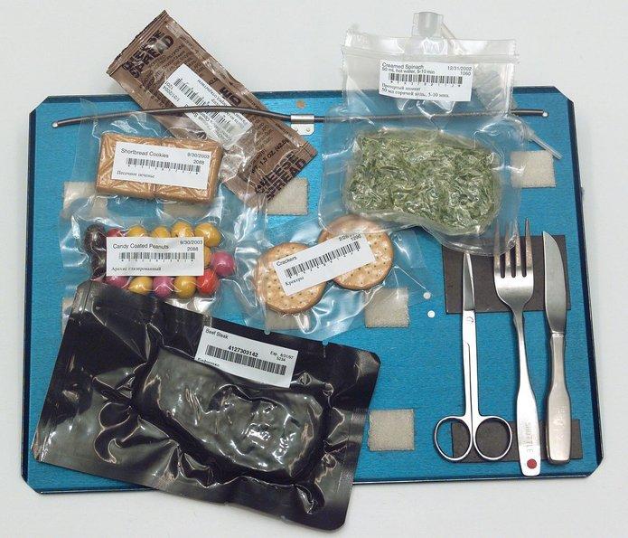 bagaimana cara angkasawan makan di angkasa lepas 8