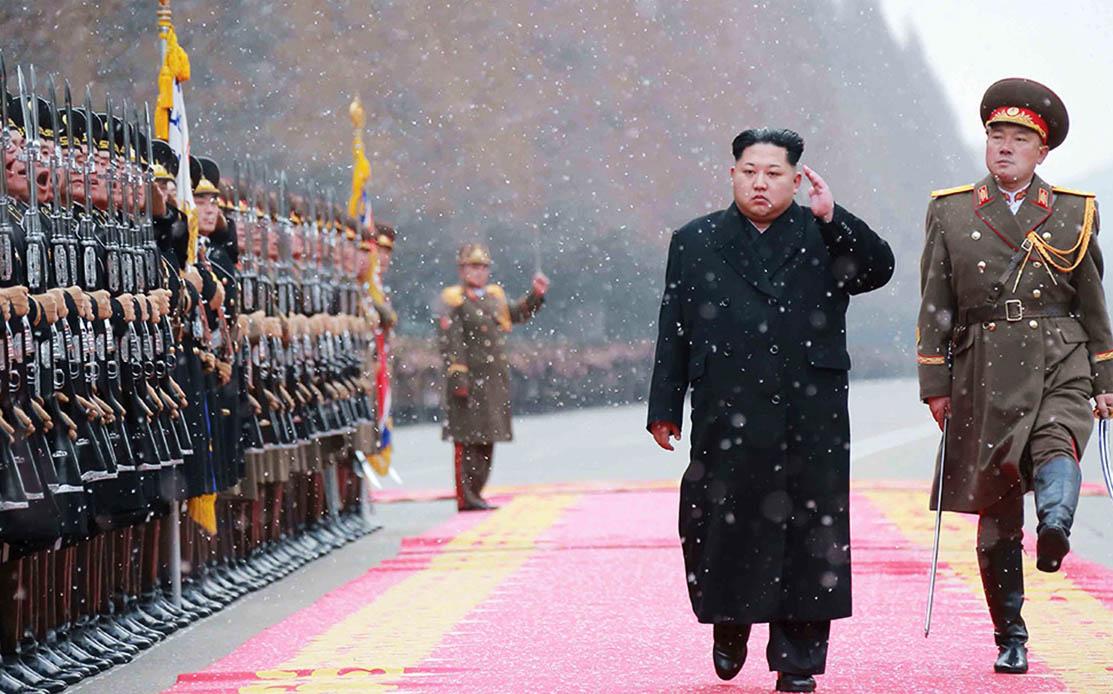 bagaimana cara untuk keluar dari korea selatan yang dipimpin oleh diktator kim jong un