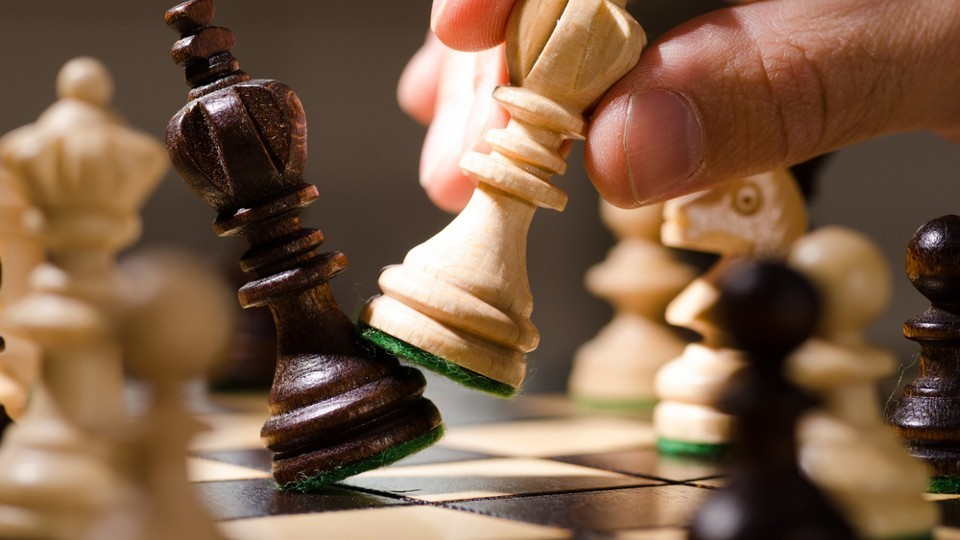 bagaimana permainan catur berjaya menyelamatkan ossip bernstein
